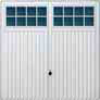 Hormann Ilkley Steel Garage Door